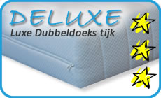 Deluxe matrashoes boxspring